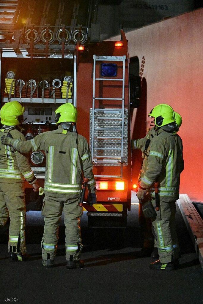 nieuwe loopbaan brandweer