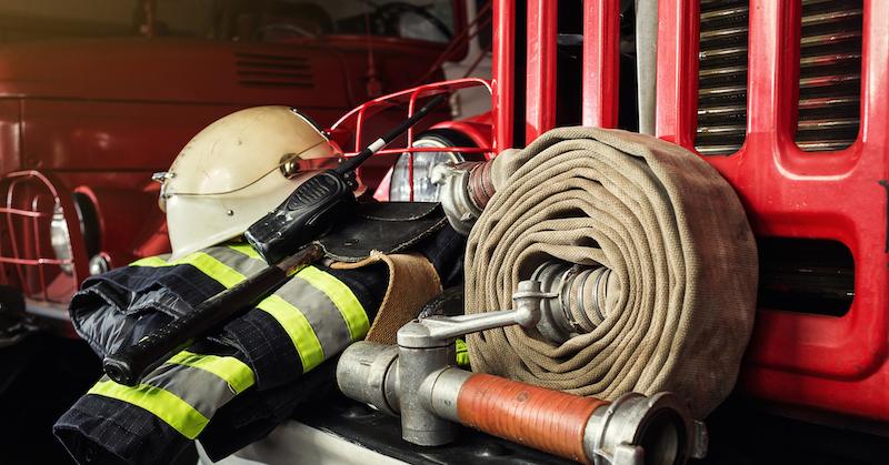brandweerloopbaan
